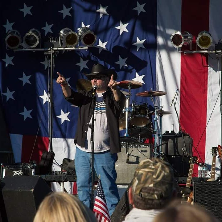 I was a part of the 9/11 Tribute live broadcast on the American Forces Network during the Clayton, NY Country Jam